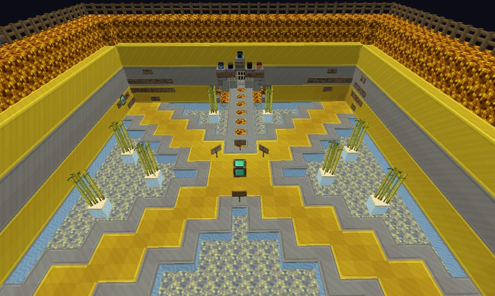 Playing Minecraft Puzzle Maps – Alice's Restaurant of Games